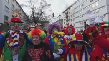 Experience the Mainz carnival in 360 degrees