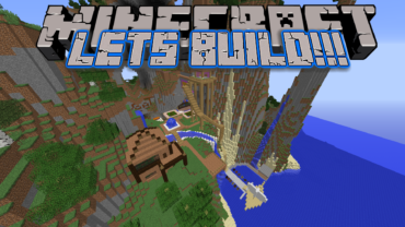 General Improvements – Minecraft Lets build in 360 Degrees